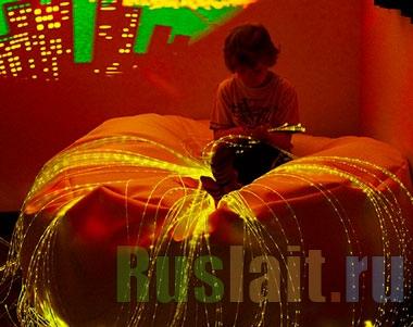 Фибероптические светоэффекты
