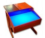 «Интерактивная парта для рисования песком   ИА» (управление прибора ручное + акустическое)