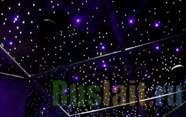 Подвесной потолок «Звездное небо»