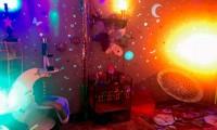 Проекторы и динамические световые эффекты